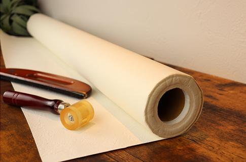 珪藻土壁紙ケイソウくん壁紙