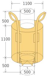 中古フレコンバッグ 中古フレコン OW-107
