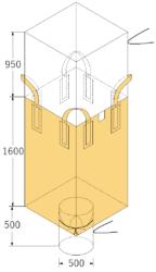 フレコンバッグ OW-012角